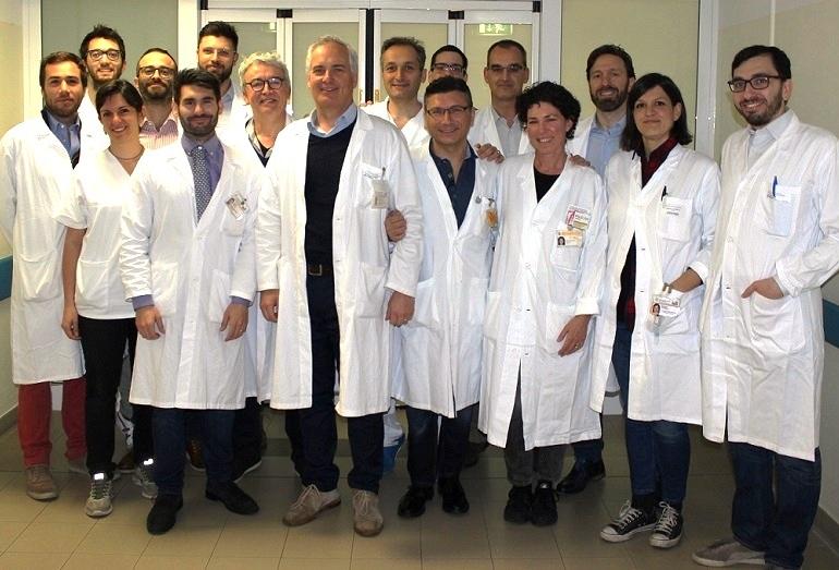 Equipe Clinica 3 - Davide Donati - Associazione Mario Campanacci